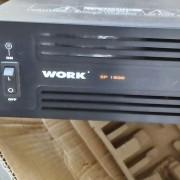 Etapa Work SP1600 450W x2 a 4 ohms