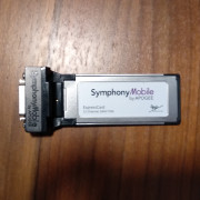 Apogee Symphony Mobile Expresscard.