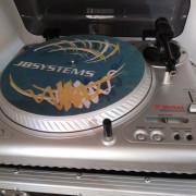 Tocadisco VESTAX PDX 2000