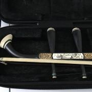 Instrumento Chino Er Hu + estuche de lujo (Comprado en China y sin usar)