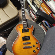 O cambio Varias guitarras