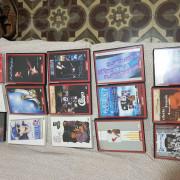 COLECCION DE 79 DVDS MUSICALES LEGALES
