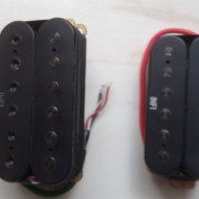 Ibanez INF1 & INF2