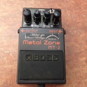 Boss MT-2 Metal Zone Hidalgo Sound Boutique
