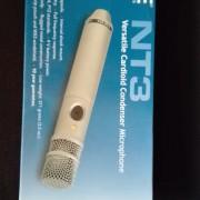 Microfono RODE NT3