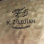 Zildjian k Constantinople CRASHES