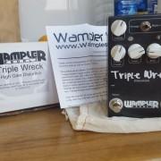 Wampler Triple Wreck. Envío Incluido