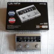 vendo Cakewalk/Roland UA-4FX: USB Audio Interface  130euros