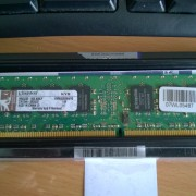 Kingston DDR2 1GB - KVR533D2N4/1G (un módulo)