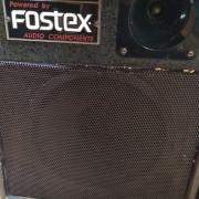 Altavoces Fostex y Bose