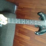 Fender Blackstrat.