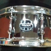 """Mapex Armory Snare """"Tomahawk"""", 14""""x5,5"""", negro Plating"""