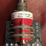 PRS 5 way rotary switch