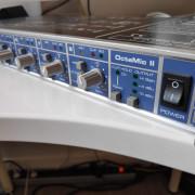 Preamplificador de micros de 8 canales RME Octamic II