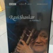 Ravi Shankar In Portrait Doble DVD_Nuevo