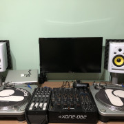 Equipo DJ allen & heath + acura + traktor. Completo