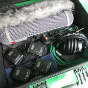 Masterclass sonido eng  y Uso de micrófonos inalámbricos
