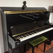Yamaha U1F piano vertical
