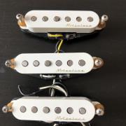 Set pastillas Stratocaster Fender Noiseless