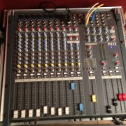 mesa mezclas Allen Heath PA 12