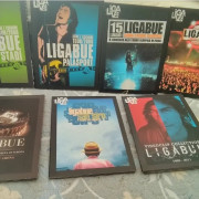 Luciano Ligabue DVD Live Collection