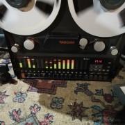 Grabador analogico tascam msr 16 pistas
