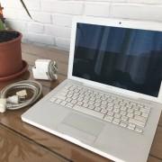 Macbook Core 2 Duo Blanco 2008 macbook4.1