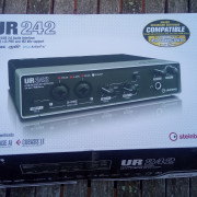 audio interface steinberg UR242