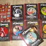 Libros El Jueves