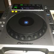 Pareja CDJ Pioneer 850