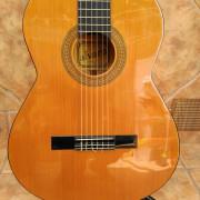 Guitarra española de Concierto Álvaro 56