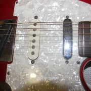Pastillas Fender Noiseless telecaster