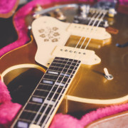GIBSON ES295 SCOTTY MOORE REISSUE 1991 [THE QUEEEN OF ROCK]