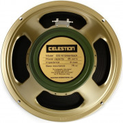 "Vendo dos conos Celestion Greenback de 12"", 8Ohm sin estrenar."