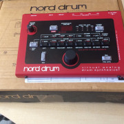 Nord lead drum