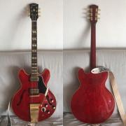 Gibson es345 64cs Vibrola