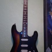 Vantage - Stratocaster  ( 80'era )