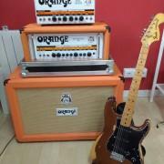 Orange Rockerverb 100 (England) + Flightcase