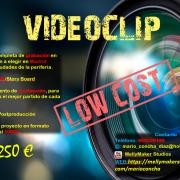 ¡Videoclips Low Cost 250€!
