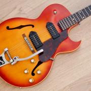 Gibson ES-125TCD de 1963!!!