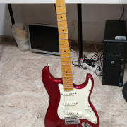 Fender Stratocaster Candy Apple
