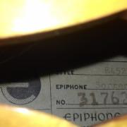 Epiphone Sorrento sunburst 1965