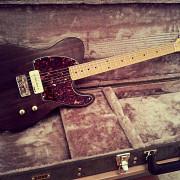Telecaster Mojo Guitars P90 Esquire pine
