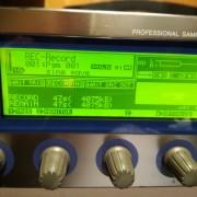 sampler yamaha A4000