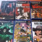 Cambio Juegos Playstation 2