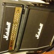 Marshall JVM 410 + pantalla.