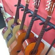 3 guitarras clásicas / españolas