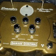 CAMBIOS-- Damage Control Womanizer Class A Tube Distortion