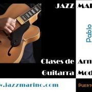 Clases a domicilio de Guitarra y Armonía en Puerto de Sagunto (Valencia) y alrededores