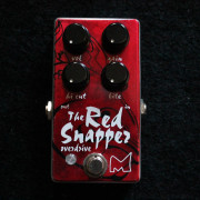 Menatone Red Snapper, Ibanez Tube King (Japan), Vox Big Ben, Boss DM-2W